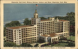 Edgewater Gulf Hotel, Midway Between Gulfport and Biloxi