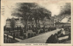 Court Inn Postcard