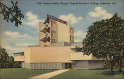 Annie Pfeiffer Chapel, Florida Southern College