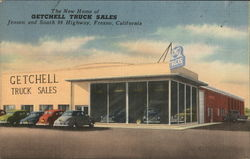 The New Home of Getchell Truck Sales