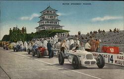 Motor Speedway Pagoda