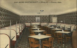 Pop Hicks Restaurant
