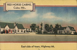 Red Horse Cabins