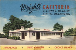 Wright's Cafeteria
