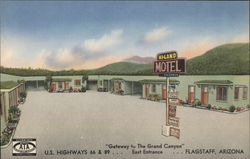 "Hi-Land Motel: ""Gateway to the Grand Canyon"""