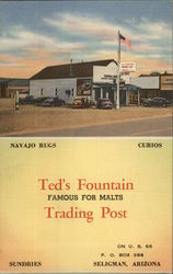 Ted's Fountain Trading Post - Famous for Malts