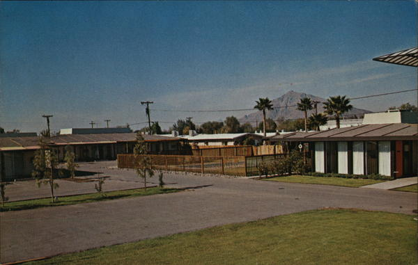 Royal inn Motel Scottsdale Arizona