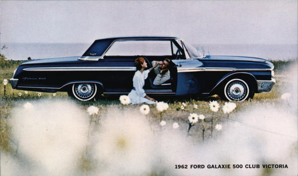 1962 Ford Galaxie/500 Cars