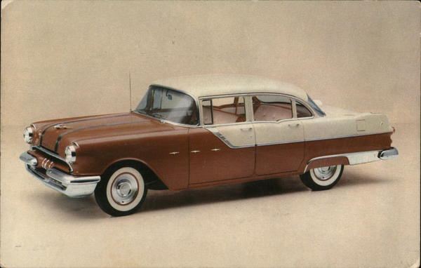 Pontiac Star Chief Custom Four-Door Sedan Cars