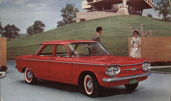 1961 Corvair by Chevrolet Cars