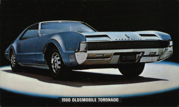 1966 Oldsmobile Toronado Cars