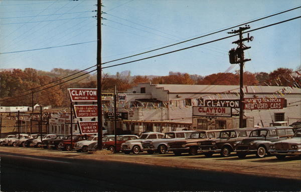 Clayton Motors, Inc. Knoxville Tennessee Cars