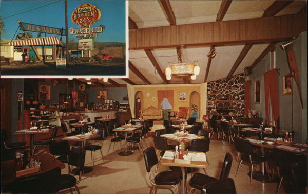 Eddie's Roarin' 20's Family Steakhouse Grants New Mexico