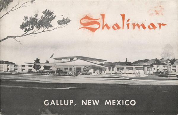 Shalimar Gallup New Mexico
