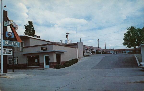 Santa rosa ca tower motel sonoma county douglas r smith chrome postcard vintage ebay - Quails inn restaurant san marcos ...