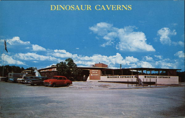 Dinosaur Caverns Seligman Arizona