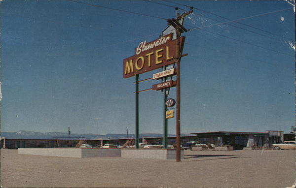 Bluewater Motel Grants New Mexico