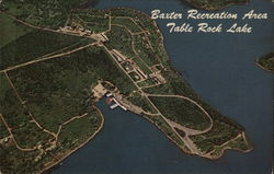 Air View Baxter Recreation Area, Table Rock Lake