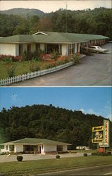 Craig's Motel and Restaurant Postcard