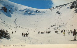 The Bowl - Tuckerman Ravine