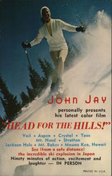 "John Jay Presents ""Head for the Hills!"""