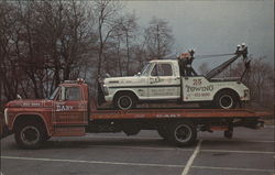 Towing by Dart