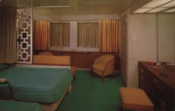 Stateroom, American Mail Lines