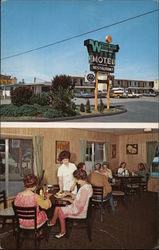 Sequim West Motel and Gil's Restaurant