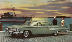 1960 Bel Air by Chevrolet Sport Coupe, Cascade Green