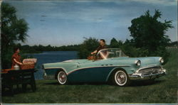 1957 Buick Special Model 46-C Convertible at Krell Buick