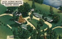 Lazy Acres Motel on the Famous Rogue River
