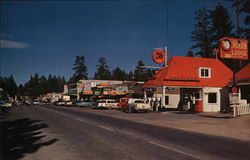 Main Street Big Bear Lake