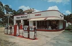 Smith's Esso Service Station