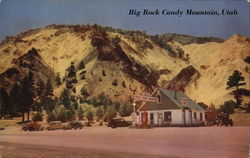 View of Big Rock Candy Mountain Service Station