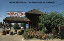 Redwood Tree Service Station