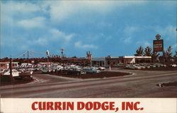 """Currin Dodge, Inc., """"Florida's Volume Dodge Dealer"""""""