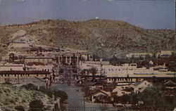 View of Kingman Postcard
