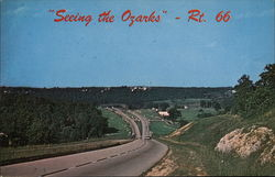 """Seeing the Ozarks"" - Rt. 66"