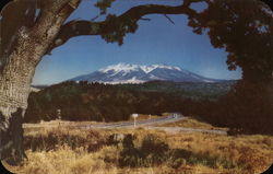 Snow-Covered San Francisco Peaks