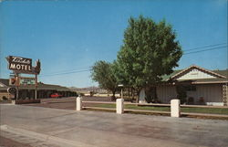 Ranchito Motel Postcard
