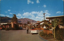 Santa Anita Frontier Hotel Ranch Apartments