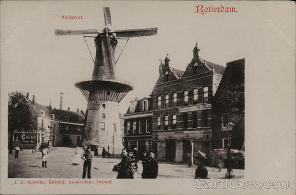 Rotterdam Netherlands Benelux Countries