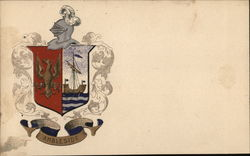 Ambleside Coat of Arms Postcard