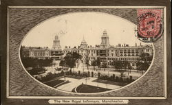 The New Royal Infirmary Postcard