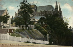 St John's Cathedral, Brisbane, Queensland