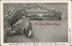 Happy Easter, Frohes Osterfest