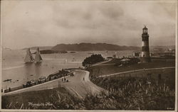 Plymouth Hoe Postcard