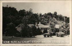 Home Bureau Camp Stony Brook State Park