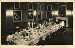 Longleat - Dining Room