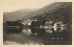 Prince of Wales lake hotel, Grasmere